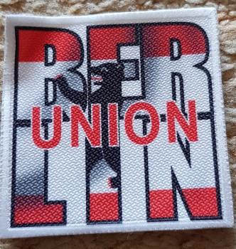 "Aufnäher "" Union Berlin Quadrat"""