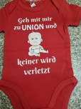 """Baby Body """"Geh zu Union"""""""