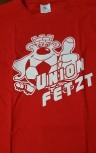 """Tshirt """"Union fetzt"""""""