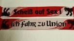 """Schal """"Scheiß auf Sex"""""""