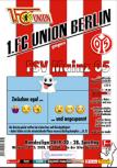 Programm 1.Fc Union- FSV Mainz