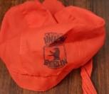 Skull Biker Bandana CAP  Rot